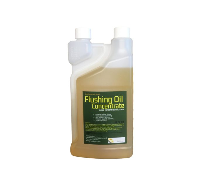 32oz Flushing Oil Concentrate Twin