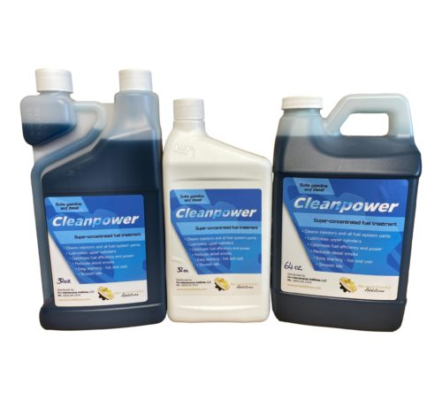 Cleanpower Lineup