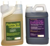 Flushing Oil Concentrate & CRD Fuel Enhancer Value Pack 3