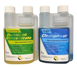 Flushing Oil Concentrate & Cleanpower Value Pack 1 Option 1
