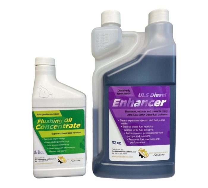 Flushing Oil Concentrate & ULS Value Pack 2 Option 4
