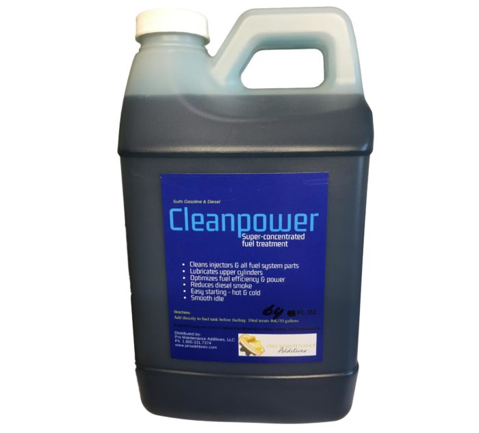 64oz Cleanpower