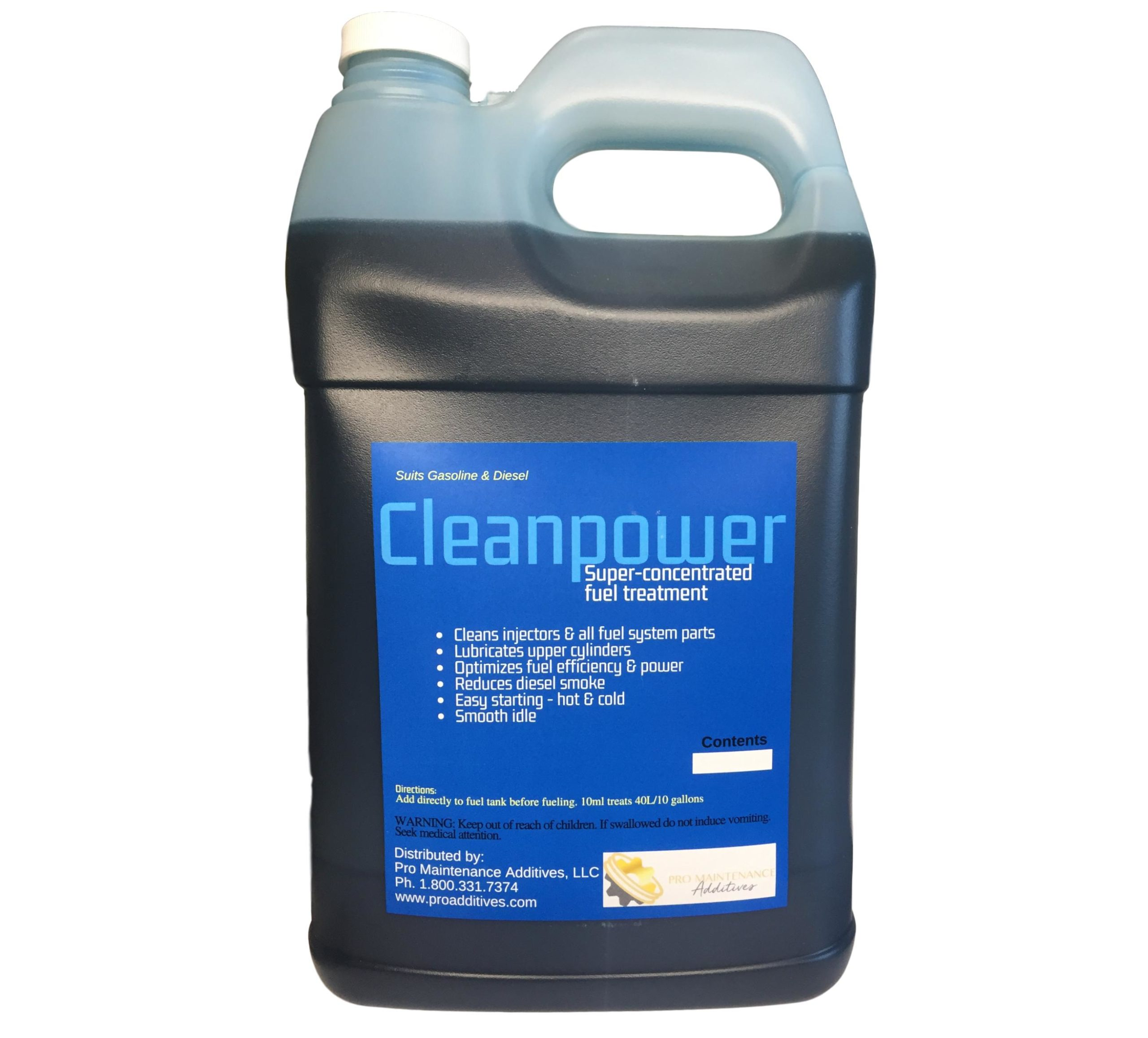 1 gal Cleanpower