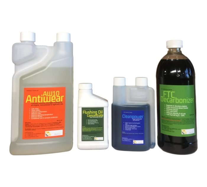 Small Ultimate Gasoline Pack Option 4