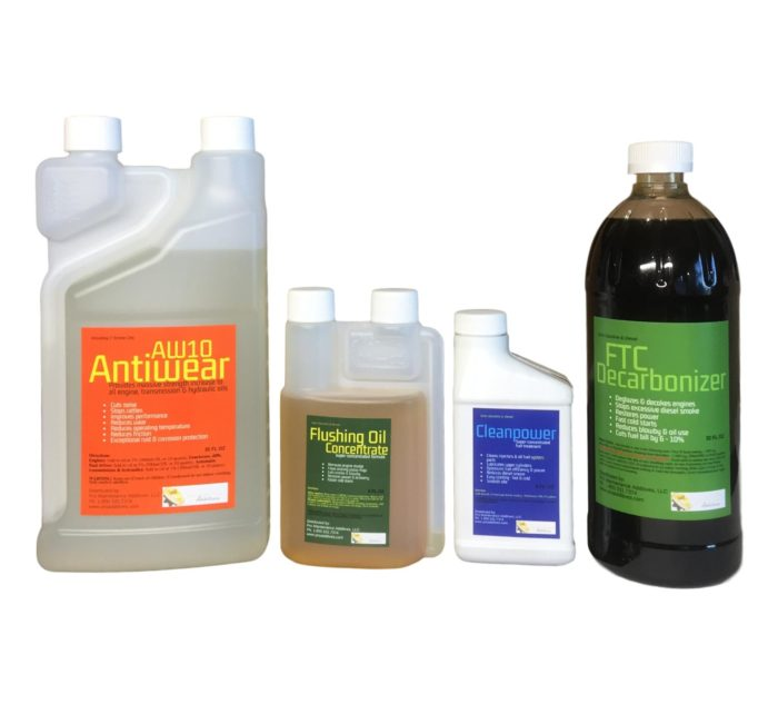 Small Ultimate Gasoline Pack Option 3