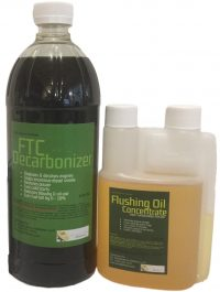 Truckers Bkow-by Pack, FTC Decarbonizer and Flushing Oil Concentrate