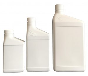 Single neck bottles